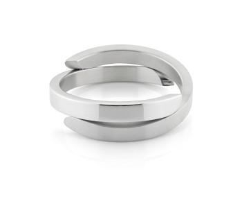 Aluminium armband van Dutch Design Clic Creations sieraden