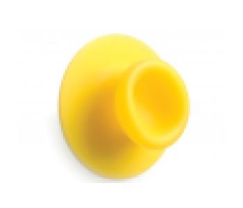 Sucker plastic zuignap haakje van Droog Design handig is keuken of badkamer