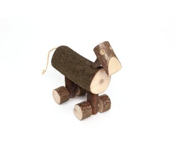 Kinderspeelgoed Happy Horse Usual hout