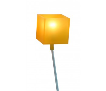 Goods lamp Lazy geel van Chris Slutter