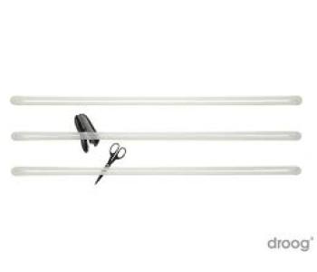 Strap elastiek wandrek voor de kinderkamer of de hobbykamer