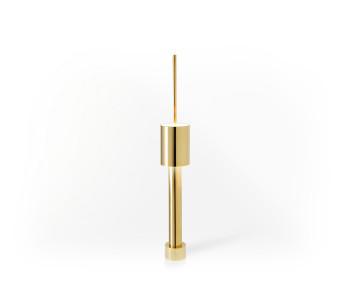 Tafel lamp Table Tower in de kleur goud van Frederik Roijé