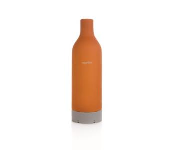 Terracotta Water Karaf: deze fles koelt water van binnen uit