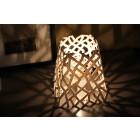 EoN Lampen wit 3D geprint
