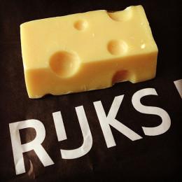 Stukje kaas zeepje - Rijksmuseum Amsterdam