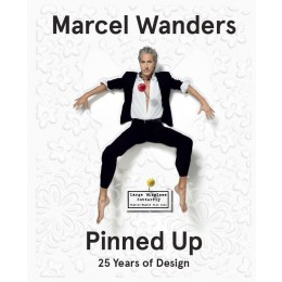 Boek Pinned Up 25 jaar Marcel Wanders