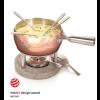 Boska Holland Kaasfondue Koper 1 Liter wint de Red Dot Award voor Dutch Design
