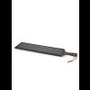 Typisch Hollands: Boska Holland kaasplank Large in zwart porselein