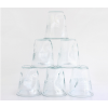 Plastic bekertje als drinkglas van Rob Brandt