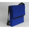LH58 A4 vilten schoudertas kobalt blauw: leuk cadeau