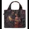Loqi tas van 35 x 45 cm en groot hengsel met print van Rembrandt van Rijn