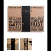 Cadeau verpakking van de Metalbird metalen vogels