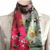 Zijden sjaal Color of your heart Jheronimus Bosch limited edition