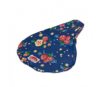 Holland design, outdoor, bike accessories, saddle covers by Kitsch Kitchen blossom