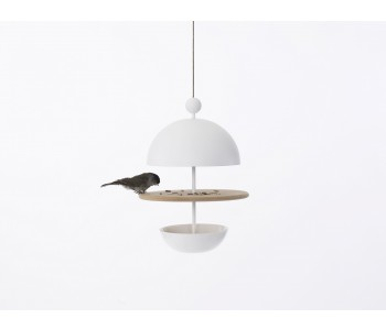 Bird feeding dish Dish of Desire two courses Studio Frederik Roijé