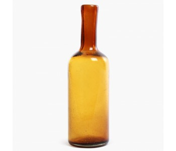 Cantel Carafe 35 glass bottle vase by Imperfect Design