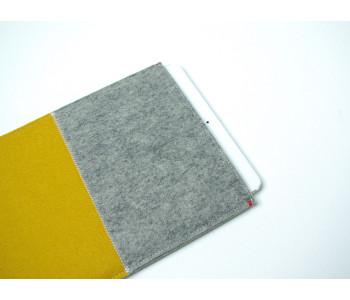 Westerman Ragz yellow iPad Air sleeve, iPhone 6 covers, sleeves cases, felt iPad Air case