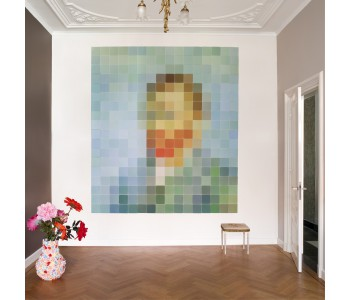 IXXI wall decoration portrait Van Gogh: a stunning artwork