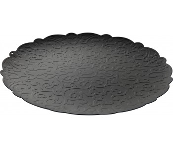 Dutch design tray in black design Marcel Wanders for Alessi
