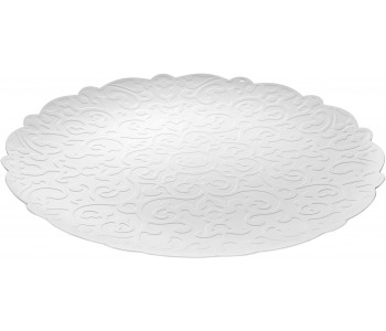 Dutch design tray in white design Marcel Wanders for Alessi
