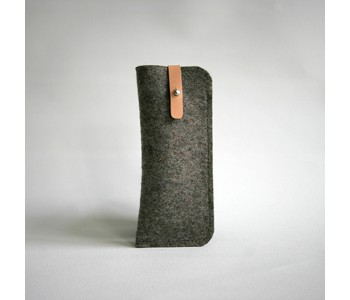 Office and accessories, cases and sleeves, bags and wallets, Rowold felt glasses case for normal frames