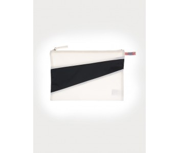 The new pouch by Susan Bijl | small pouch in black and white