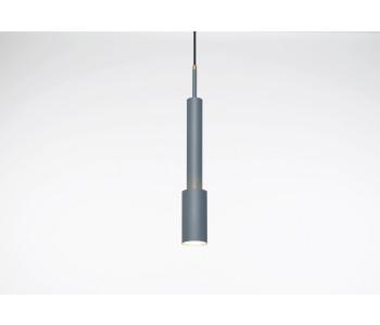 Hanging Lamp Skylight Tower Three blue Frederik Roijé Dutch design