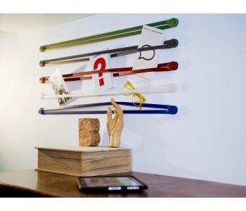 Droog, Droog design, NL Architects, magazine rack, wall rack
