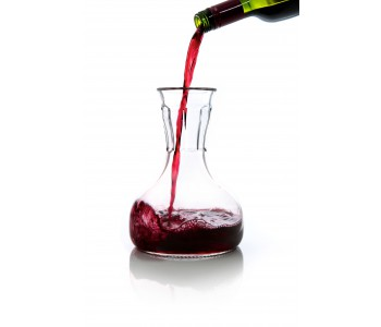 French Decanter set by Royal VKB for decanting wine