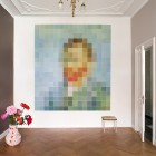 IXXI Wall Decoration Portrait Van Gogh