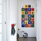 Miffy ABC wall decoratrion by IXXI