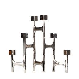 Candlestick, candle holders, aluminium candlestick