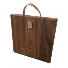 iPad sleeve, case studio Jasper, wood iPad sleeve