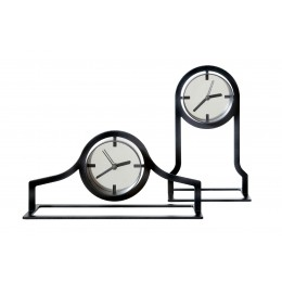Design clock Outline by Gispen in tall and low model