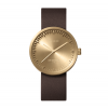 Piet Hein Eek watches Tube D38 of LEFF amsterdam, a beautiful design and lovely gift