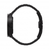 LEFF amsterdam Tube Watch S38 black steel watch and strap by Piet Hein Eek, a beautiful design and lovely gift