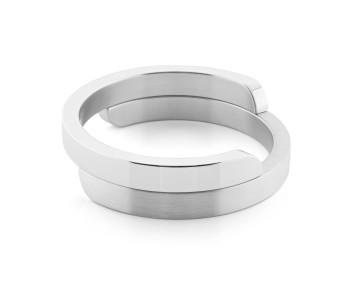 Aluminium Clic armband van Clic Creations, Dutch design sieraden