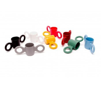 Design Trinkbecher Dombo von Gispen in 7 Farben