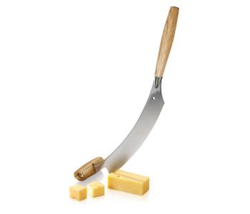 Käsemesser Käse schneiden
