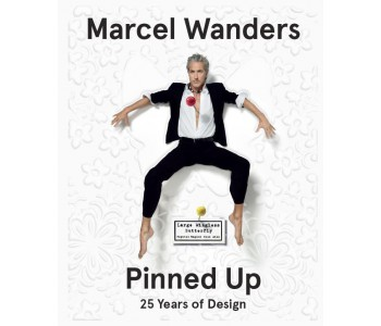 Buch Pinned Up 25 jaar Marcel Wanders