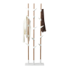 Bambus 3 Kleiderständer