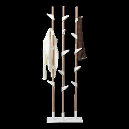 Design Kleiderständer Bamboo 3 Ständer