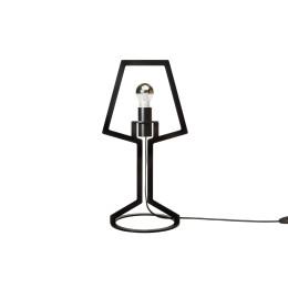 Gispen Outline Tischlampe aus schwarzem Stahl von Peter van de Water