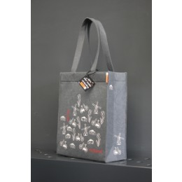 Accessoires Fashion, Taschen, Annies Bag Shopper recycelter PET-Filz
