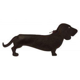 Etui Good Dog Case von Keecie in Schwarz  | Black