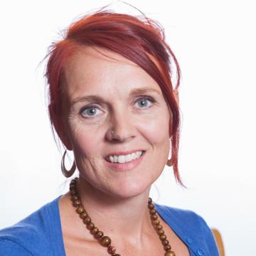 Ingrid van der Veen