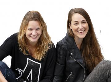 Sofie Los & Saskia Clarijs