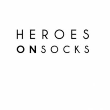 Heroes on Socks