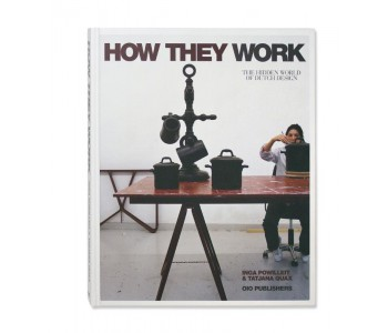 Boek How they work over Nederlands design succes