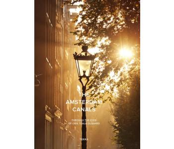 Boek The Amsterdam Canals van TerraLannoo